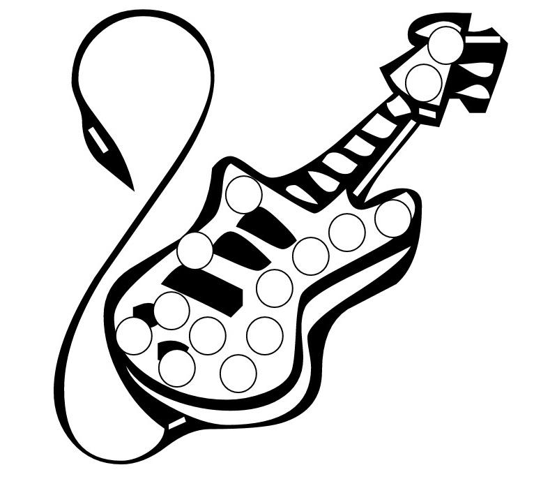gommette instrument de musique