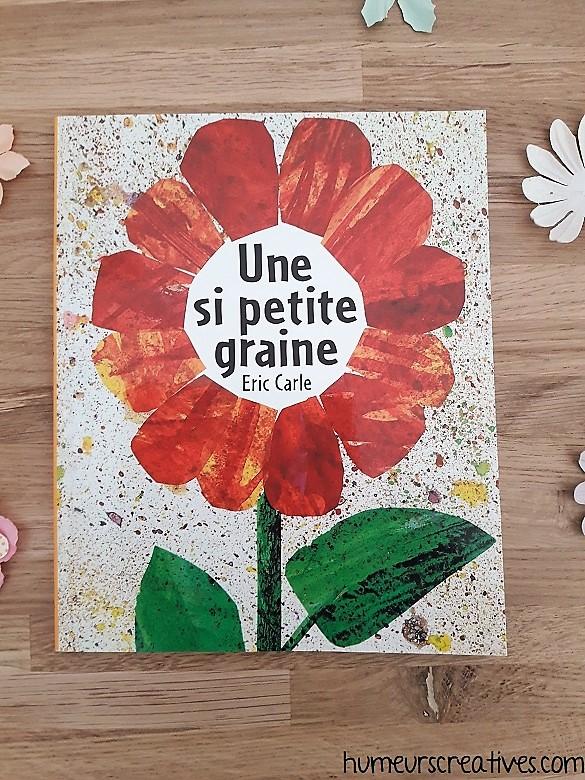 Livre pour enfants : Une si petite graine