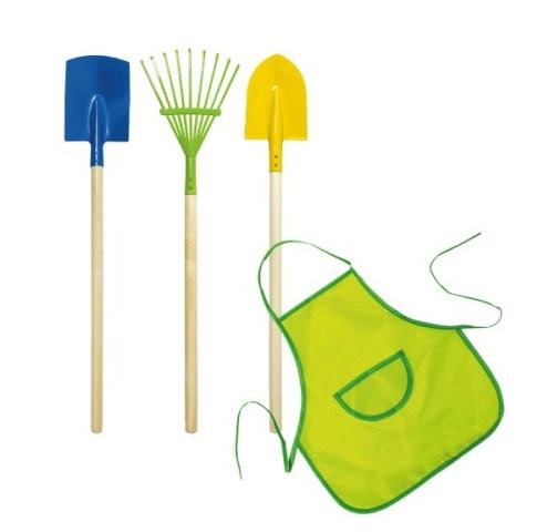 outils de jardin enfants