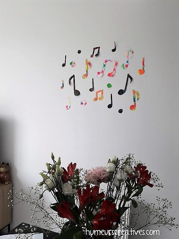 décoration pour la fête de la musique