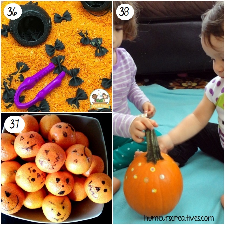 activités d'halloween pour les enfants