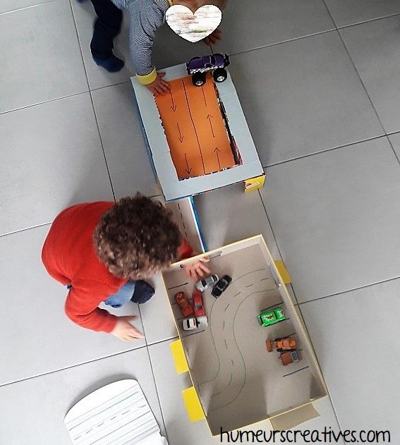 fabriqué un garage maison