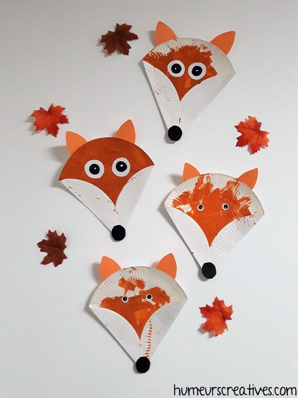 Les jolies renards des enfants