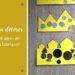 Bricolage Epiphanie : fabriquer et décorer des couronnes avec les enfants