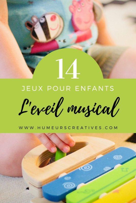 L'éveil musical chez les bébés : les bienfaits et 14 idées de jeux