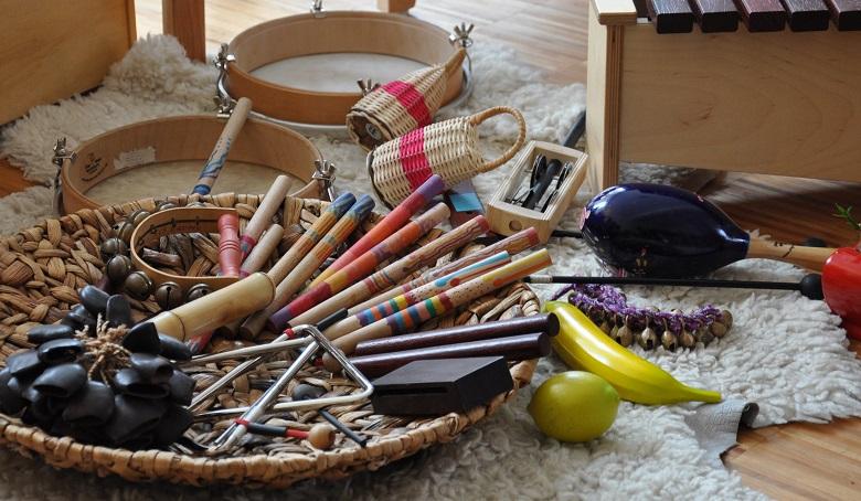 découverte des instruments de musique pour les enfants