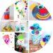 23 idées de bricolages de clowns pour les enfants
