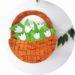 Fabriquer un panier de muguet avec les enfants