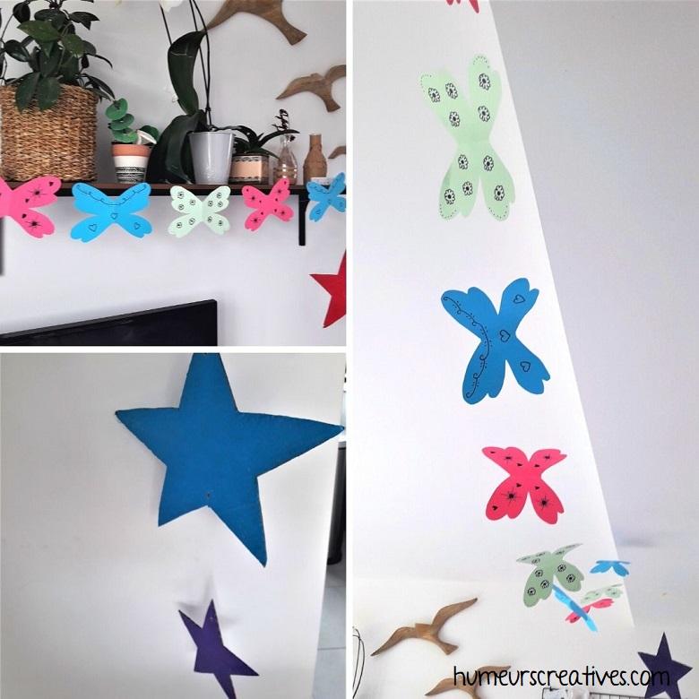 décoration maison pour un anniversaire winx