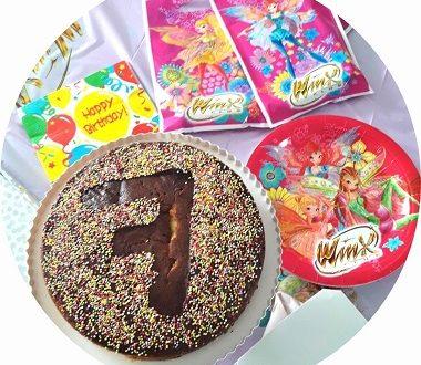 anniversaire winx pour enfants