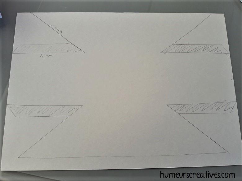dessiner la forme du bateau