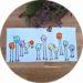Bricolage pour enfant : des oiseaux réalisés avec les empreintes de doigts des petits