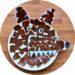 Activité manuelle : loup réalisé avec une assiette en carton